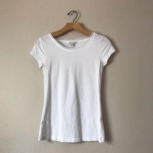 Banana Republic white t-shirt